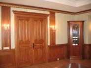 Изготавление дверей из массива дерева