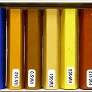 Твердый воск 120, в ассортименте по farbkarte 120 цветов + некот